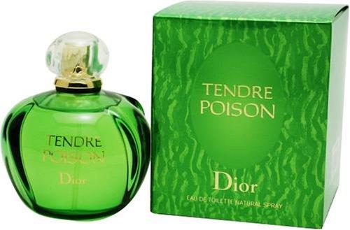 Tendre Poison By Christian Dior For Women. Eau De Toilette Spray 3.4 (Discount Dior Makeup)