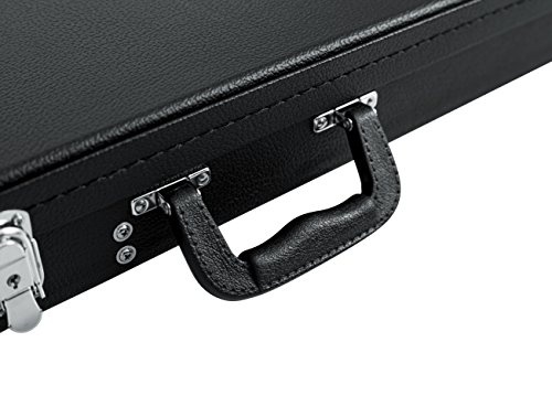 Gator Cases Hard-Shell Wood Case for Standard Electric Guitars; Fits Fender Stratocaster/Telecaster, More (GWE-ELECTRIC) by Gator (Image #9)