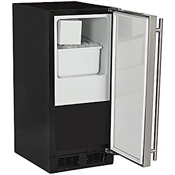 marvel div northland ml15crs1ls 15 ice maker black cabinet solid rh amazon com Appliance BTU Chart Roper Appliances