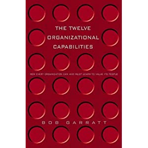 The Twelve Organizational Capabilities: Valuing People at Work