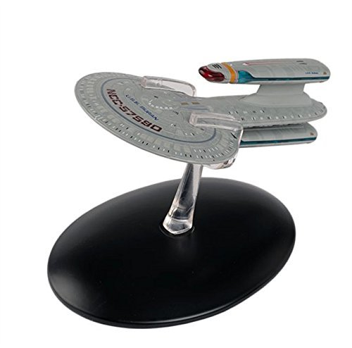 Star Trek Starships Vehicle & Collectors Magazine #114: NCC-57580 USS Buran Eaglemoss