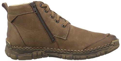 Herren Sneakers Braun Castagne Josef Dominic 09 345 Seibel Hohe wx6qAq