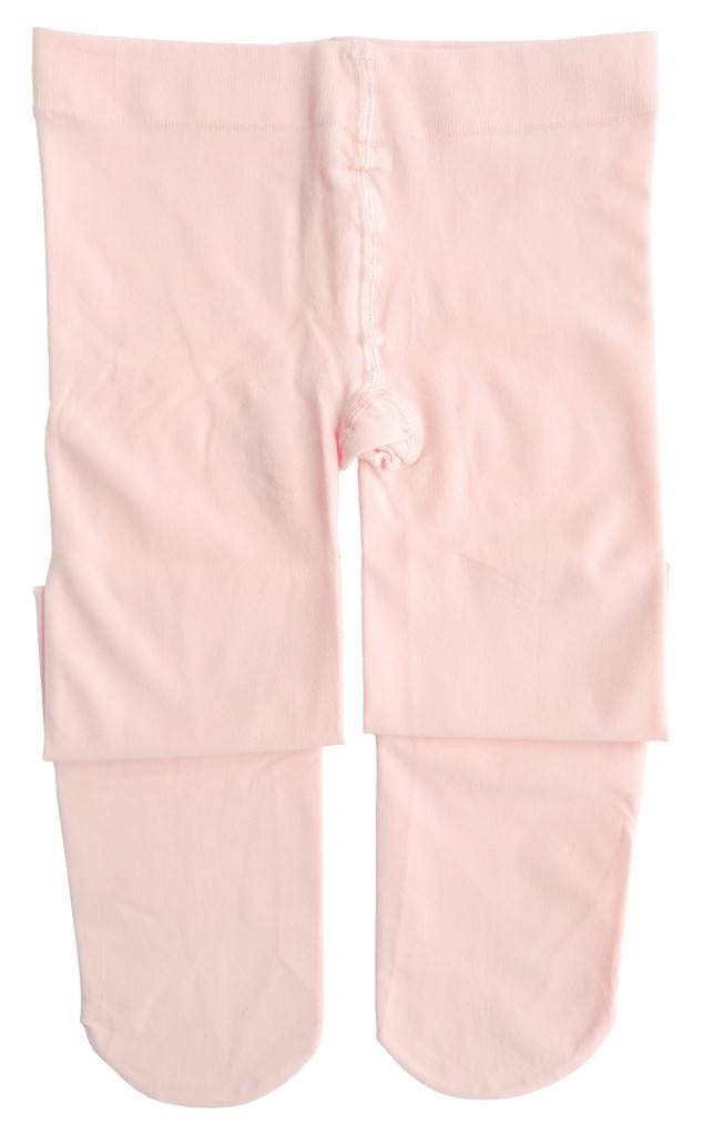 Dancina Girls Ballet Tights Toddler S (3-5yrs) Ballet Pink