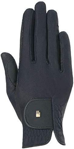 Roeckl夏ChesterメッシュバックRiding Glove (roeck-grip Lite)
