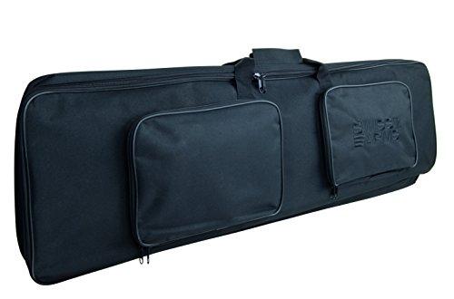 Swiss Arms Waffentasche für Gewehre 100x28 cm mit 2 Zusatztaschen, 201815