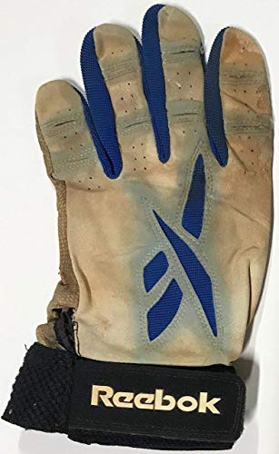 Shawn Green March 26, 2004 Game Used Batting Glove with Ticket Stub - MLB Game Used Gloves