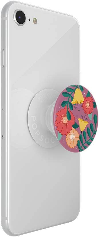 PopGrip Slide PopSockets PopTop Folk Floral : Swappable Top for PopGrip Bases Otter+Pop /& PopWallet+ Top only. Base Sold Separately.
