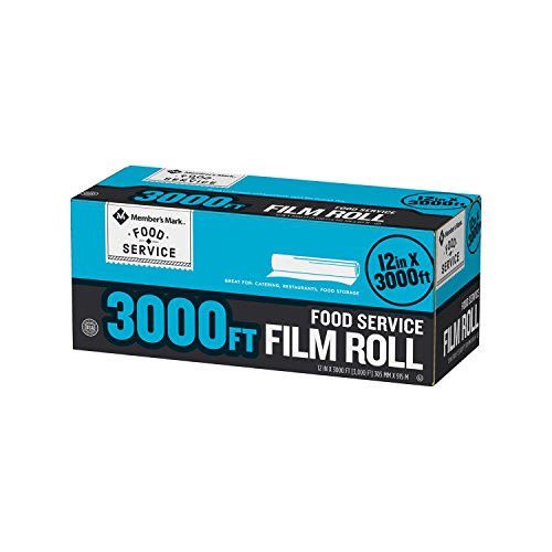 Tite Food Wrap Stretch (Daily Chef Foodservice Film -12in x 3,000ft)