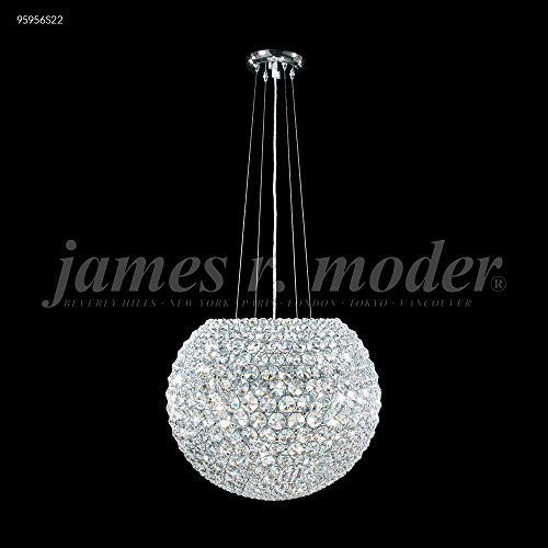 James R Moder 95956S22 Sun Sphere Europa Collection Silver ()