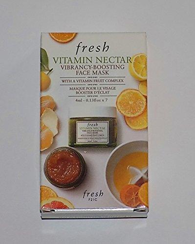 Fresh Vitamin Nectar Vibrancy-Boosting Face Mask (Travel