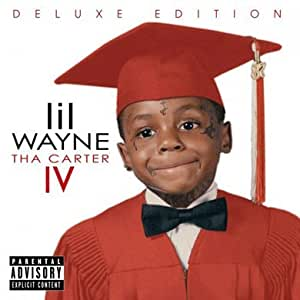 Lil Wayne: Tha Carter IV - Deluxe Edition (Red Vinyl) 2LP