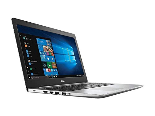 2019 New Dell Inspiron 5000 Series 15.6 Touch Screen Laptop: Silver, AMD Ryzen 5-2500U CPU, 8GB DDR4 Memory, 512GB Solid State Disk, 15.6