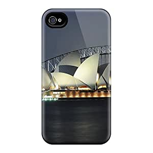 Fashionable Design Sydney Photo Over Shadowed Rugged Cases Covers For Iphone 6 New