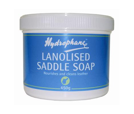 Hydrophane Glycerine Leather & Saddle Soap - 1kg