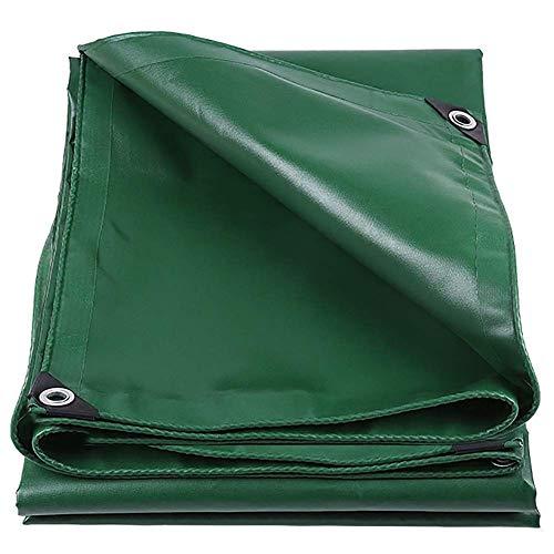 Unbekannt SCH Planenregenabdeckung Wasserdicht Plane Frostschutzmittel Sunscreen Staubdicht Anti-Aging Outdoor Coated Tuch (Größe   1.9X1.9m)