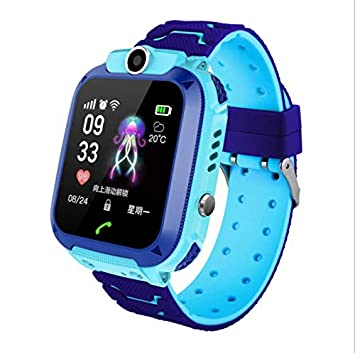 H.Yue Bluetooth Smart Watch SIM Card for Kids Tracker Kids ...