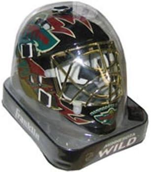 Franklin Minnesota Wild Mini Goalie Mask
