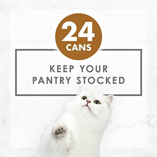 Purina Fancy Feast Gravy Lovers Adult Canned Wet Cat Food 8