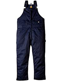 Men's Big-Tall Deluxe Twill Insulated Bib Overall