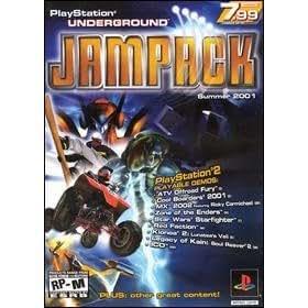 Jampack Summer 2001 PS2