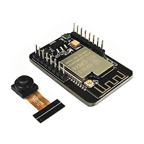 SongHe ESP32-CAM WiFi WiFi Module ESP32 Serial to WiFi ESP32 CAM  Development Board 5V Bluetooth with OV2640 Camera Module for Arduino