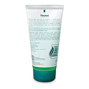 Himalaya Purifying Neem Face Wash for Mild Acne 5.07 Oz/150 ml