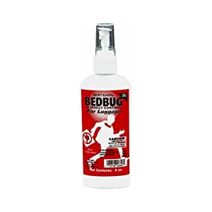 JT Eaton 208-W6Z Bedbug Control For Luggage And Mattresses, 6-Ounce Spray Bottle