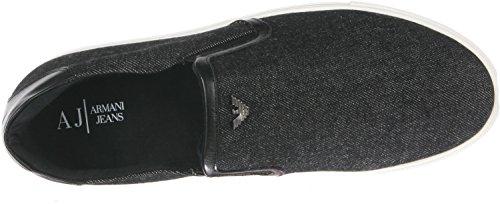 Emporio Armani - Zapatillas de Deporte de Lona Hombre