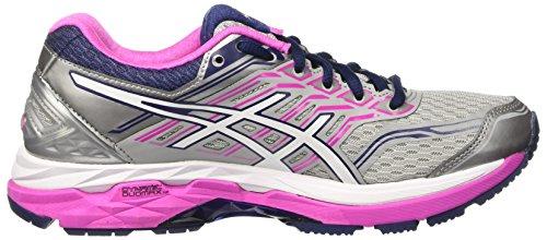 de Zapatillas Asics Pink Gris Running Gt Midgrey 2000 para 5 Mujer Glow White pUW1I4ZnW