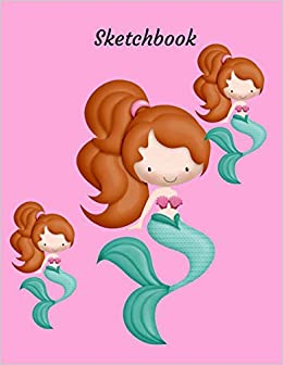 Kids Mermaid Clip Art Drawings