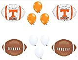 University of Tennessee Vols Football Birthday Party Balloons Decorations Supplies College