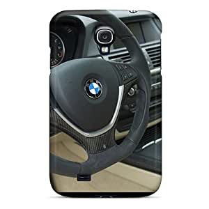 New Arrival Cases Specially Design For Galaxy S4 (hamann Bmw X5 Dashboard)