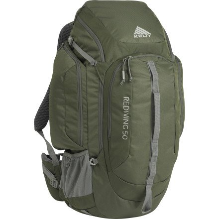 Kelty Redwing 50-Liter Backpack, Forest Night, Medium/Large, Outdoor Stuffs