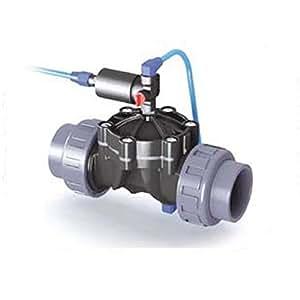 """Fluidra 41899 - Valvula de seguridad multiport automática 1 1/2"""" conexión doble manguito de 1 1/2"""" bsp"""