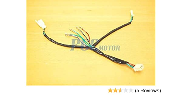 amazon com 1z 125cc lifan engine wiring harness chinese pit dirt rh amazon com  mini cooper s engine wiring harness