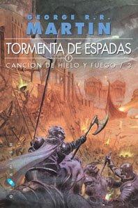 Canción de hielo y fuego: Tormenta de espadas bolsillo : 3 ...