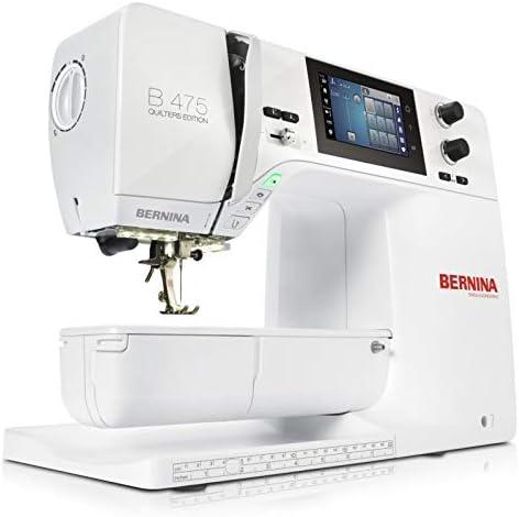 Costura y manualidades Mquina de coser 4 unidades Bernina 475 ...