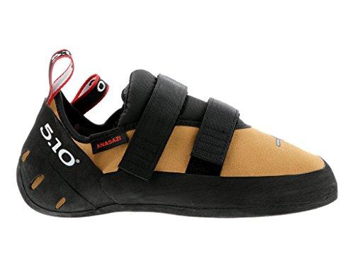 Five Ten Men's Anasazi VCS Shoes Size 11 Golden Tan
