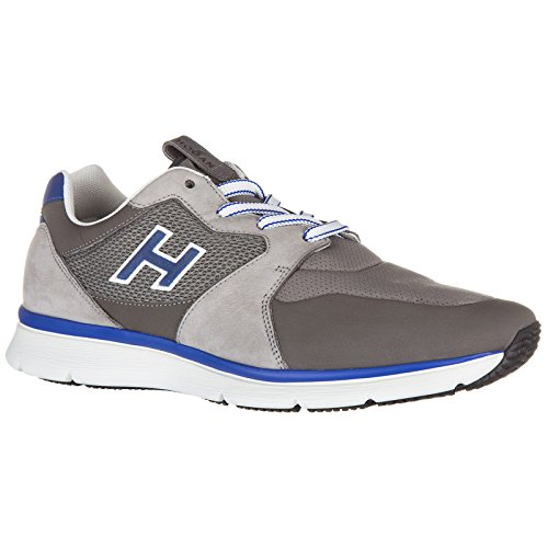 'H254' Technical Fabric & Leather Sneakers-40.5 UOMO buy cheap with credit card for cheap sale online cheap price for sale sale best prices store with big discount XlzSu