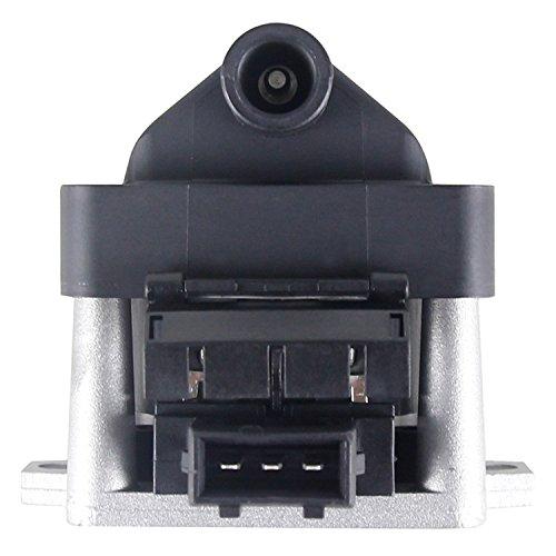 Ignitions Coils fit UF364 C1076 for VOLKSWAGEN VW Cabrio Eurovan Golf Jetta Passat 2.0L 2.5L 1995 1996 1997 1998 1999 2000 2001 2002/ZBN - Vw Eurovan Ignition Coil