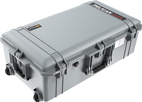 Price comparison product image Pelican Air 1615 Case with Foam (Silver)