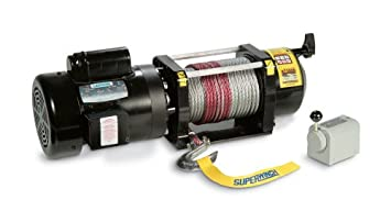 Superwinch 1730000 AC 3000 115-230VAC, Rated line Pull 3, 000-Pound