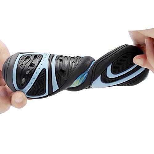 Cior Multifunctionele Barefoot Schoenen Mannen Vrouwen Sneldrogende Water Schoenen Aqua Sokken Voor Strand Zwembad Surf Yoga Lichtblauw02