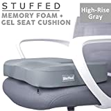 Gel Seat Cushion for Office Chair, Seat Cushion for
