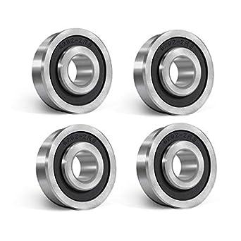 Bonbo 4 rodamientos de bolas especializados para cortacésped de ...