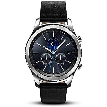 Amazon Com Samsung Galaxy Watch 42mm Rose Gold Bluetooth Sm
