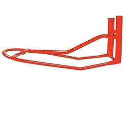 Intrepid International Folding English Saddle Rack, Red