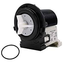 AMI PARTS 4681EA2001T Water Drain Pump for LG Washer Washing Machine PS3579318 AP5328388