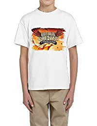 Boys Or Girls Black Country Communion Particular Short Sleeve T-Shirts Youth Sports T-Shirts