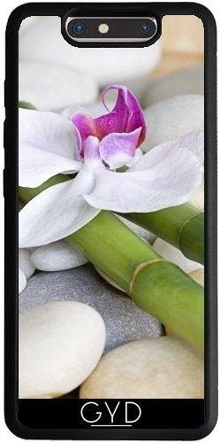 Funda Silicona para ZTE Blade V8 - Orquídeas Y Bambú by Andrea Haase